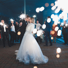 Wedding photographer Evgeniy Tereshin (Tereshin). Photo of 20.01.2018