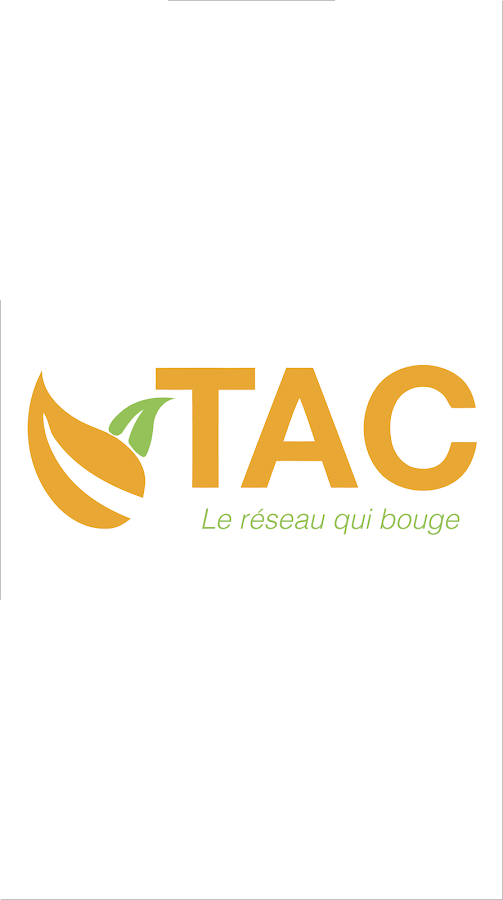 TAC - Transport Annemasse – Capture d'écran