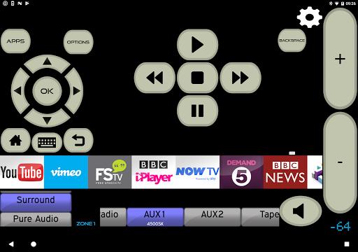MyAV Remote for Denon & Marantz AV Receivers screenshot 8