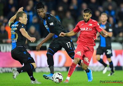 KV Oostende dreigt Ronald Vargas drie wedstrijden te moeten missen