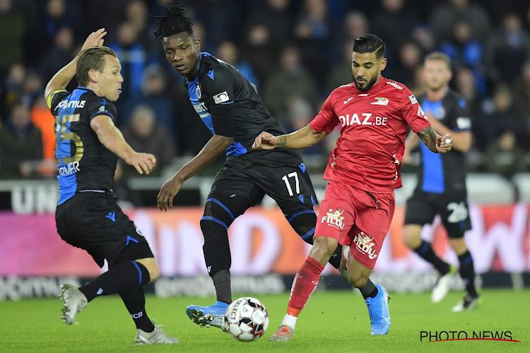 Update: Oostende gaat in beroep tegen minnelijke schikking voor Vargas na rood tegen Club Brugge