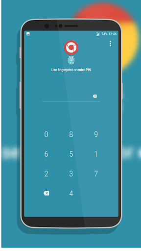 Fingerprint App Lock screenshot 8