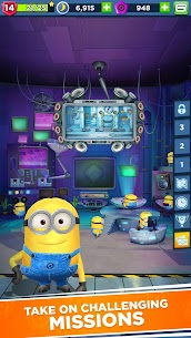 Despicable Me: Minion Rush APK Download Free 4