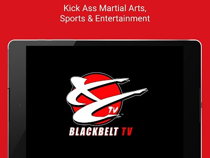 Blackbelt TV- screenshot thumbnail