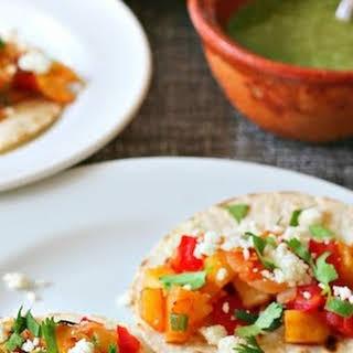 Mexican Style Potatoes - Papas a la Mexicana.