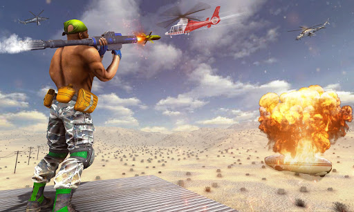 Sky war fighter jet: Airplane shooting Games 1.3 de.gamequotes.net 2