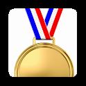 2016 Rio Medal Tracker icon