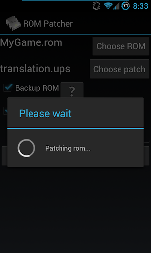 ROM Patcher by Axperianced Apps (Google Play, United States