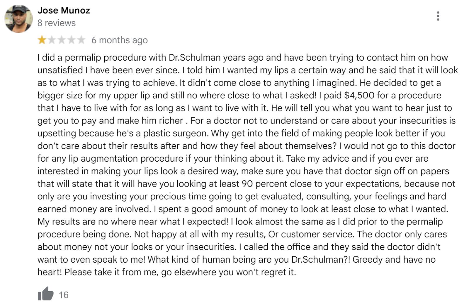 Dr. Matthew Schulman MD 3