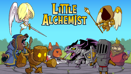 Little Alchemist Screenshot