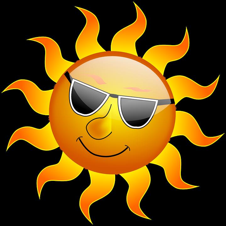 Sun, Cool, Sunshine, Glossy, ...