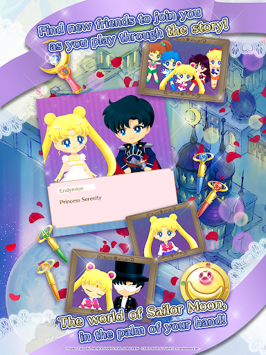 Sailor Moon Drops 1.20.0 screenshots 10