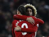 Ibrahimovic doet het in minuut 94 tegen Lukaku en co, Leicester blijft maar winnen en gewisselde Defour ziet Burnley zegevieren