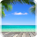 Tropical Beach LiveWallpaper icon