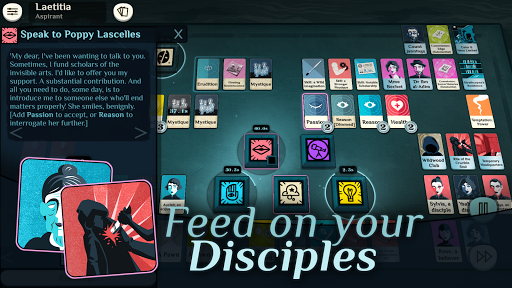 Cultist Simulator - screenshot