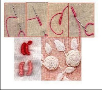 Embroidering Tutorial- screenshot thumbnail