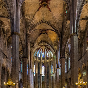 Spanish Cathedral by Angela Higgins - Buildings & Architecture Places of Worship