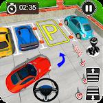 Real Car Parking Fun Free Icon