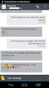 Sticko SMS - Theme Messaging screenshot 2