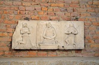 Photo: Cripta dei Vescovi: La Resurrezione di Cristo