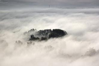 Photo: Nebel im #Saale Tal bei #Naumburg.