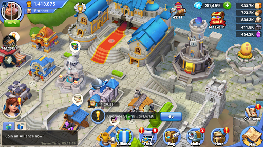 Télécharger Gratuit Epic War - Castle Alliance mod apk screenshots 4