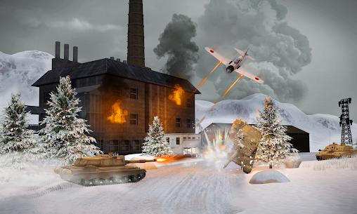 Tank Battle War Games 2020: Army Tank Games WW3 3