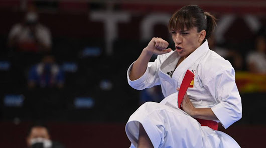 Sandra Sánchez asegura otra medalla para España en karate