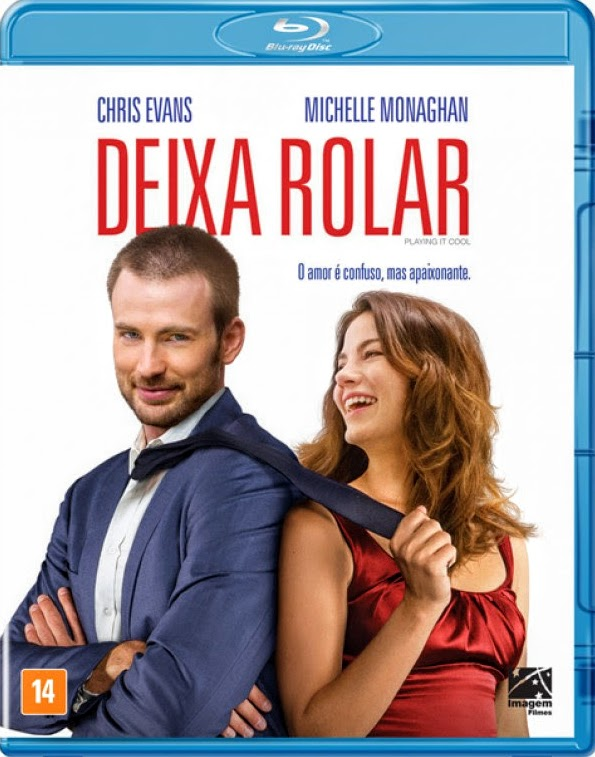 Filme Poster Deixa Rolar BDRip XviD Dual Audio & RMVB Dublado