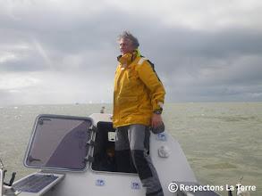 Photo: Charles Hedrich Entrainement en mer Mars 2012