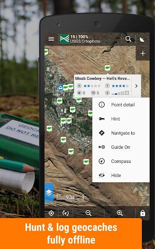 Locus Map Free - Hiking GPS navigation and maps 3.48.2 Screenshots 5