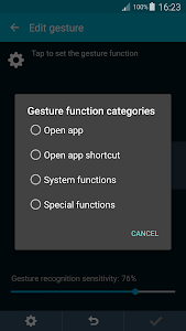 Back Button Gesture Launcher screenshot 3