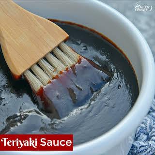 Teriyaki Sauce.