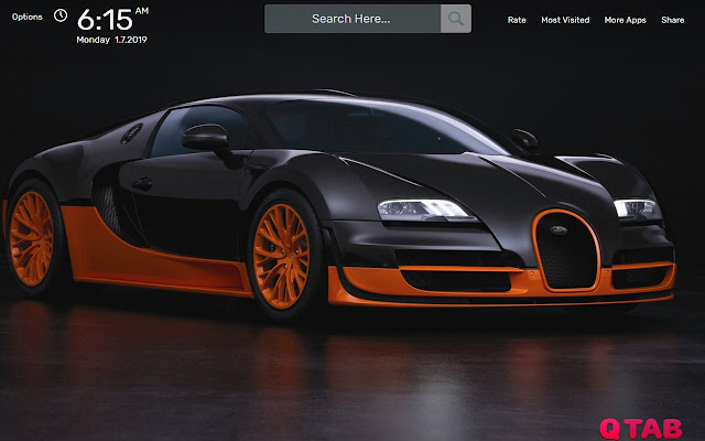 Super Cars Sports Cars Wallpapers New Tab Chrome Web Store