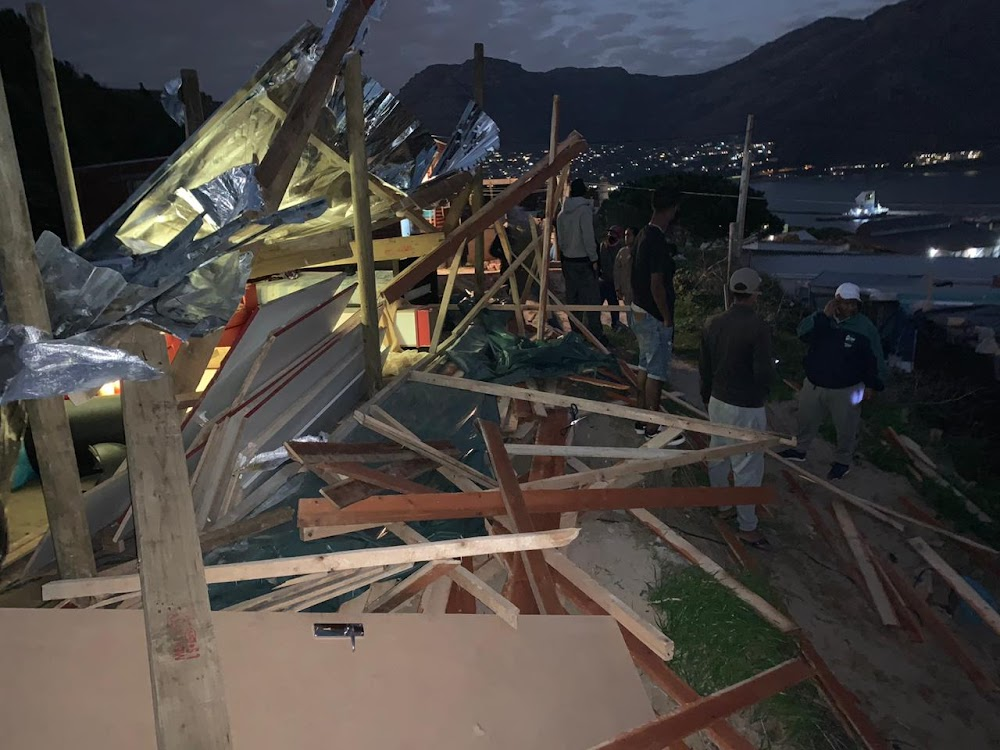 Court orders Cape Town to rebuild home demolished during lockdown - SowetanLIVE