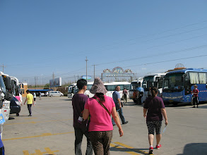 Photo: When I visited Xinjiang in 2004, it still felt very Middle Eastern. This time, the Chinese presence was palpable. When I visited Turpan before, we had to hire a driver; now there are tour buses galore at every stop.
