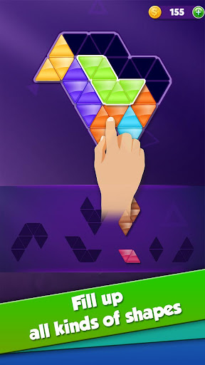 Block! Triangle puzzle: Tangram apktram screenshots 3