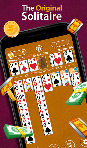 Solitaire - Make Free Money and Play the Card Game apkmr screenshots 6