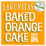 Lagunitas Baked Orange Cake Juicy IPA