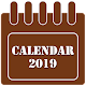 Download Calendar 2019 With Holiday For PC Windows and Mac