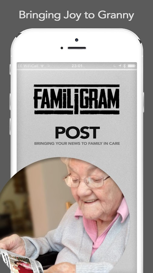 Familigram- screenshot