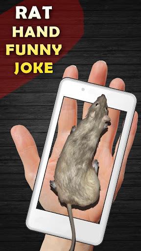 鼠手好笑的笑话