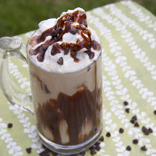 My FAVORITE Frozen MudSlide.