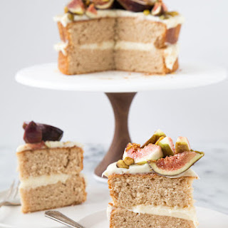 Milk and Honey Tea Cake