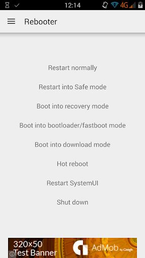 Rebooter **ROOT**