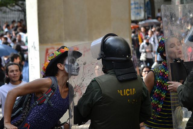 Foto: Desacuerdo a Ley 30. 26 de oct/11