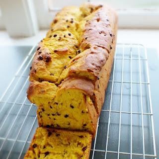 Saffron Cake, Traditional Cornish