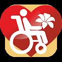Rencontres handicapés icon