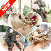 Hairdressing Wedding 2017