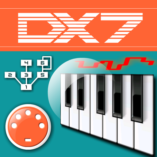 Rockrelay Synth DX7 3 0 + (AdFree) APK for Android